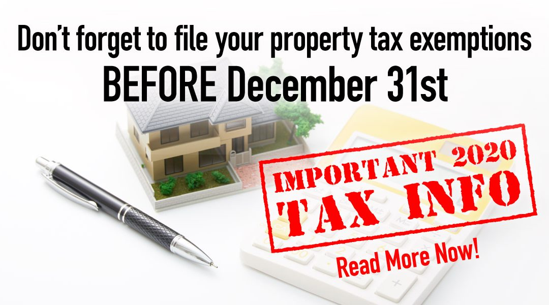 Important Indiana Property Tax Notice