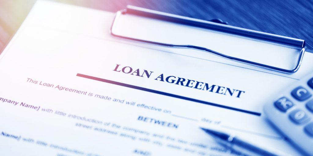 escrow account loan agreement